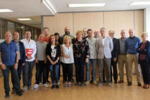Patronal y sindicatos del calzado se unen para acelerar la recuperación del sector