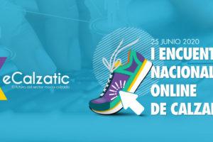 Primer encuentro nacional online sobre calzado