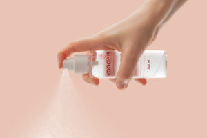 Sprays desinfectantes para calzado contra la covid-19