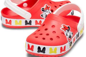 DisneyCrocs, la nueva colección de Crocs Kids