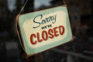 Una de cada tres tiendas podría cerrar antes de fin de año