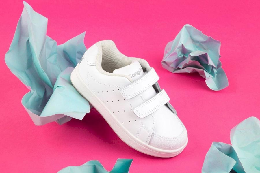 Conguitos zapatos lavables