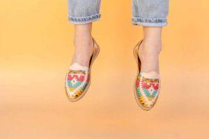 Mexas, la marca española que triunfa con una sandalia artesanal mexicana