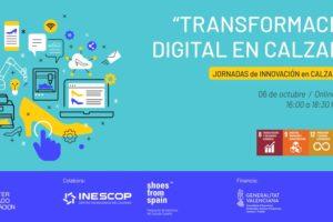 Clúster Calzado Innovación organiza la jornada «Transformación digital en calzado»
