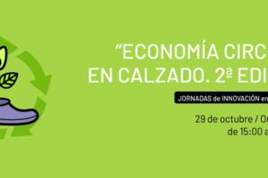 Segunda edición de Economía circular en el calzado