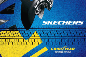 Skechers refuerza su colaboración con Goodyear