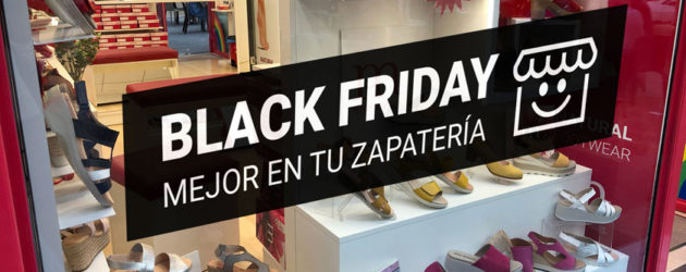 El calzado español propone un Black Friday alternativo