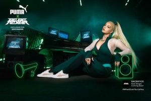 Bebe Rexha protagoniza la última colección de Puma y Deichmann