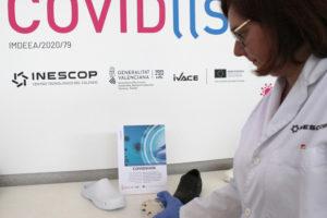 Materiales con propiedades viricidas frente a la covid-19