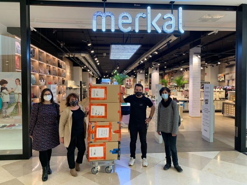 Ropero Solidario Merkal