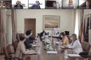 FICE intensifica su agenda de reuniones para frenar la subida de aranceles de EE. UU.
