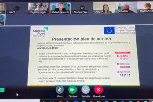Avecal anuncia su plan de acciones del proyecto europeo Success Road