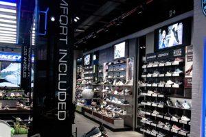 Skechers abre su primera flagship store en España