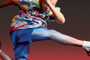 Skechers x Kansai Yamamoto, diseño de espíritu japonés