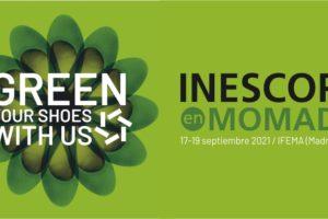 Inescop presentará en Momad las 10 soluciones más sostenibles para el calzado