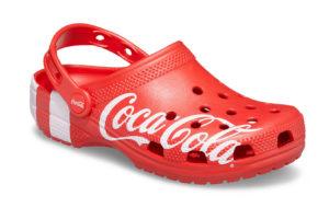 Nueva colección Crocs/Coca-Cola
