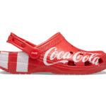 Crocs coca cola