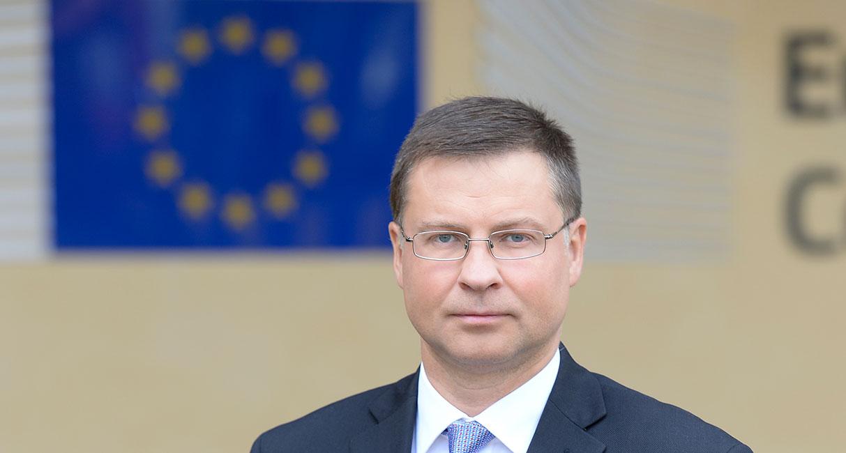 Vladis Dombrovskis